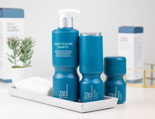 ZAOL Scalp Scaling Shampoo & Synergy Booster
