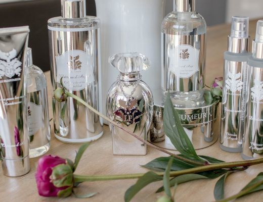 LE PARFUMEUR Château d'Argent Eau de Parfum & Körperpflege