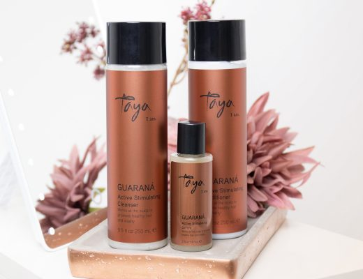 TAYA HAIRCARE GUARANÁ Active Stimulating Haarpflege