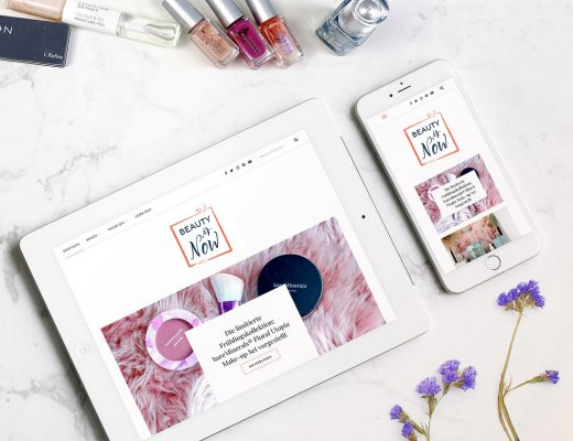 Beauty Blog Relaunch
