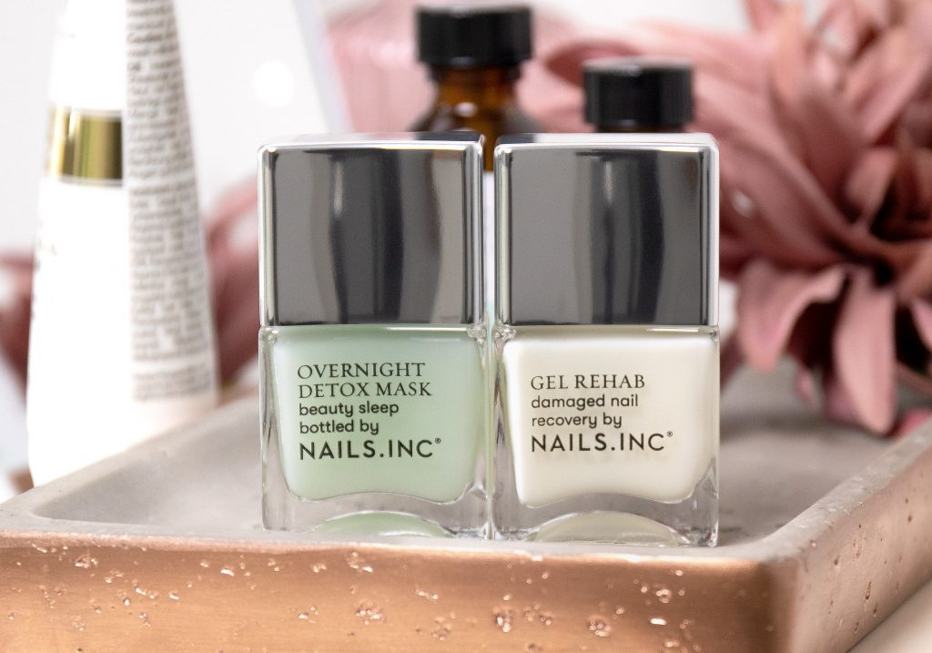 NAILS INC. Day & Night Care Overnight Detox