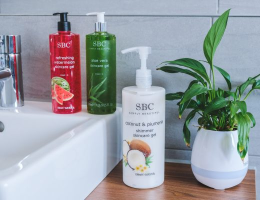 SBC Skincare Gel Kit