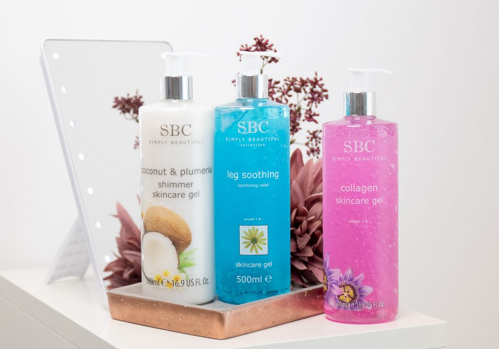 SBC Skincare Gel Set