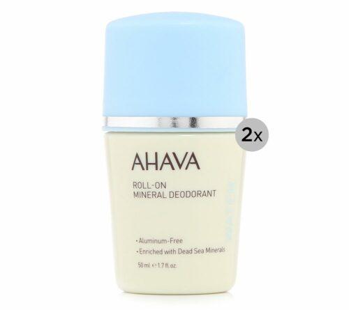 AHAVA Roll-On Mineral Deodorant je 50ml