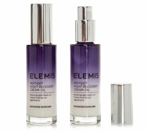 ELEMIS Peptide4 Night Recovery Creme-Öl 2x 30ml