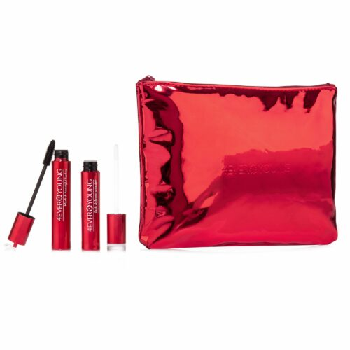 4EVER YOUNG Lash &Brow Serum & pigmentierende Mascara inkl. Tasche