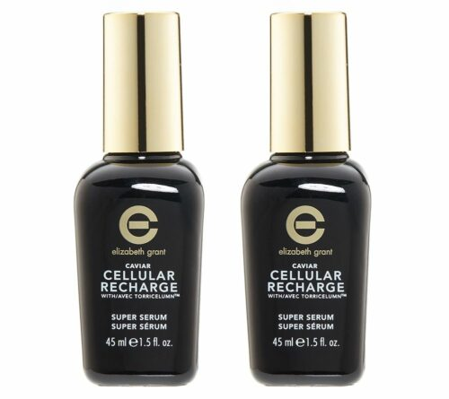ELIZABETH GRANT Caviar Cellular Recharge Face Serum 2x 45ml