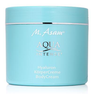 M.ASAM® Aqua Intense® Körpercreme 500ml Sondergröße