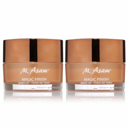 M.ASAM® Magic Finish Faltenfüller & Make-up 2x 30ml