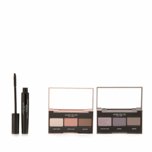 LAURA GELLER City Pretty Make-up-Set für die Augen 3tlg.