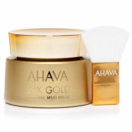 AHAVA Schlamm Maske 24K Gold Mineral Mud Mask 50ml