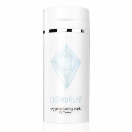 CREMORLAB O2 Couture Oxygenic Peeling Mask Maske mit Peeling Effekt, 100ml