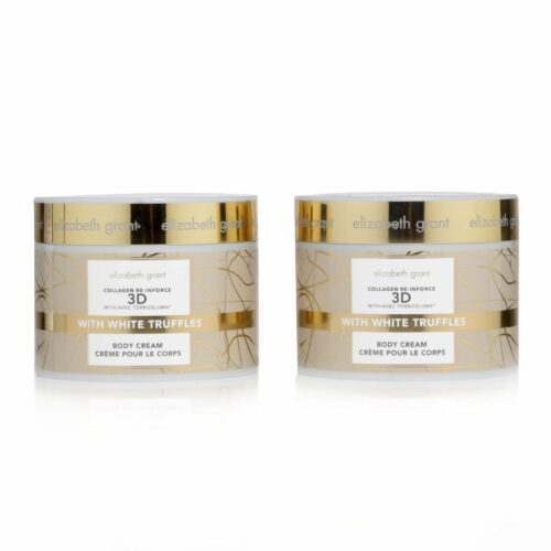 ELIZABETH GRANT Collagen 3D-Lift mit weißem Trüffel Body Cream 2x 400ml