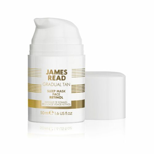 JAMES READ Selbstbräuner Sleep Mask Face mit Retinol 50ml