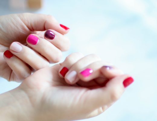 HANDMADE BEAUTY 7 FREE Nail Polish