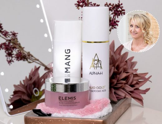 Kerstins Cleansing-Routine