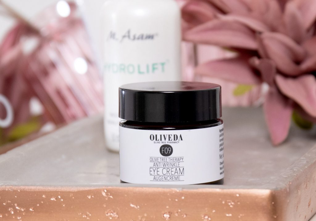 OLIVEDA Anti-Wrinkle Eye Cream