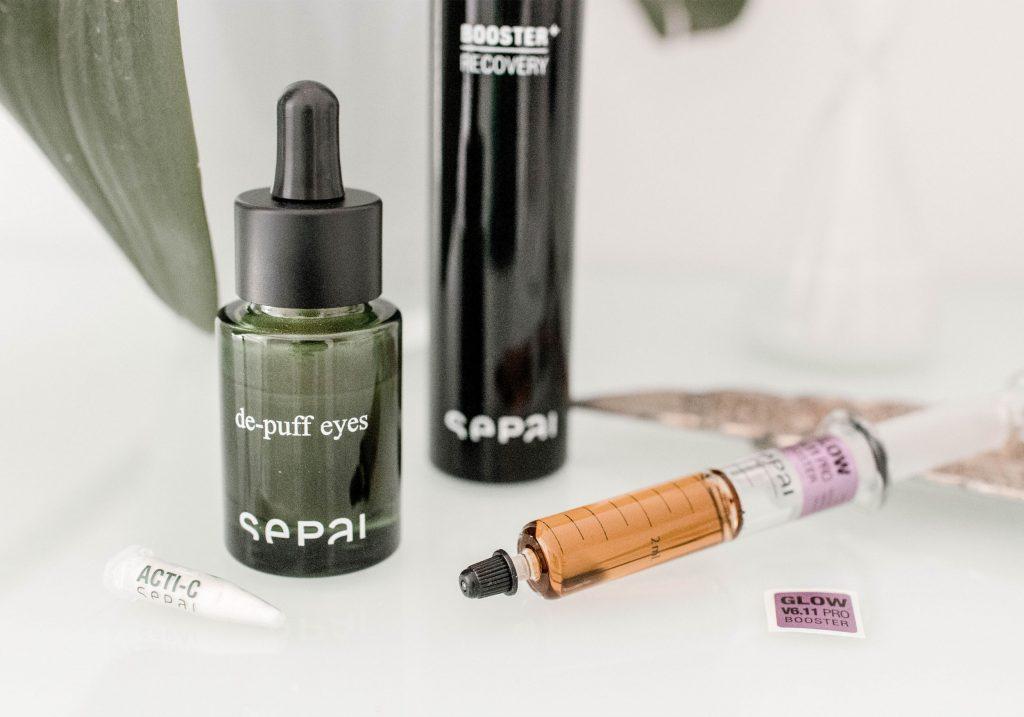 SEPAI De-Puff Eyes & Glow Pro Booster