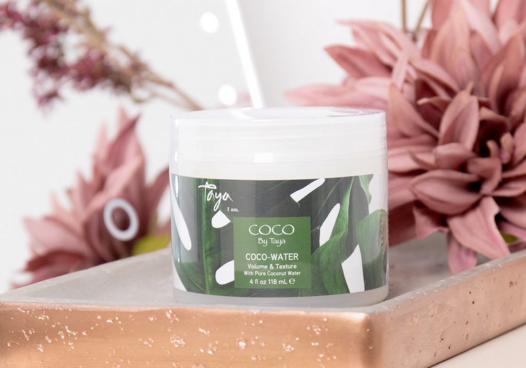 TAYA HAIRCARE Coco-Wate Volume & Texture Styling Cream