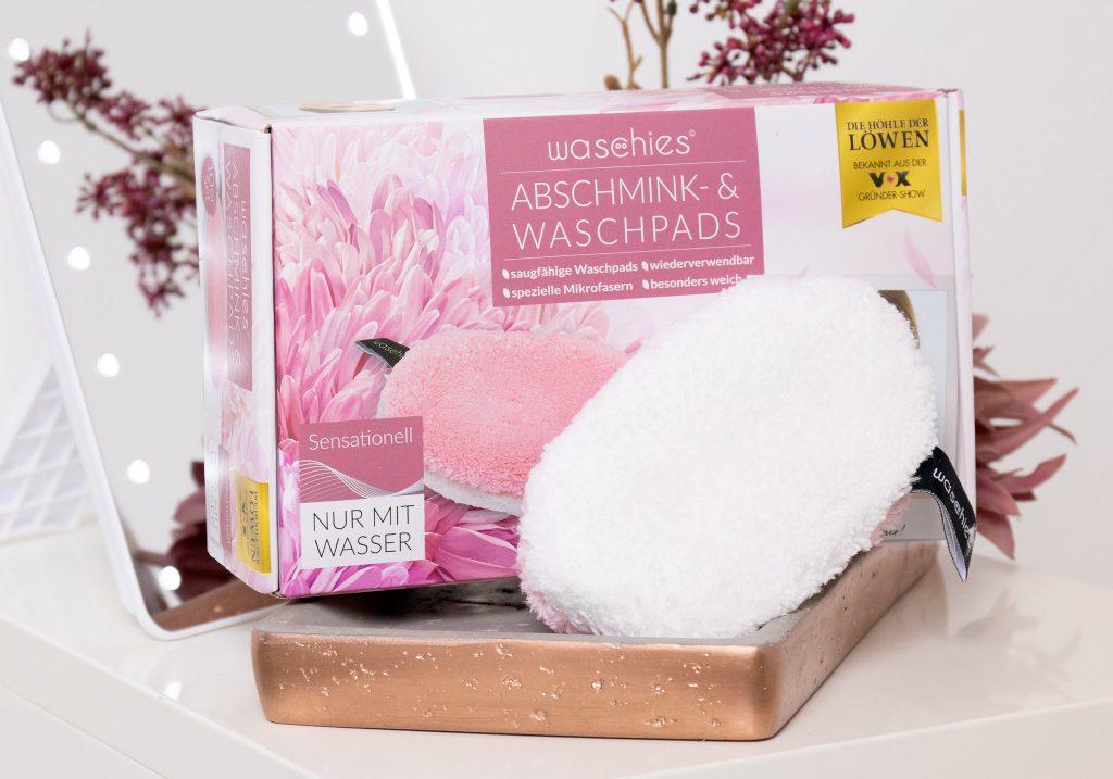 WASCHIES Abschmink- & Waschpads