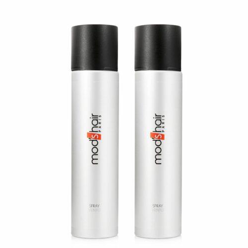 MOD'S HAIR Volumen Haarspray Vento starker Halt 2x 300ml