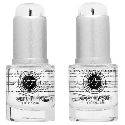 PERFECT FORMULA Droppers-Duo Nagelschnell- trocknertropfen je 9ml