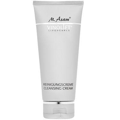 M.ASAM® Vinolift® Reinigungscreme mit Peelingeffekt 200ml