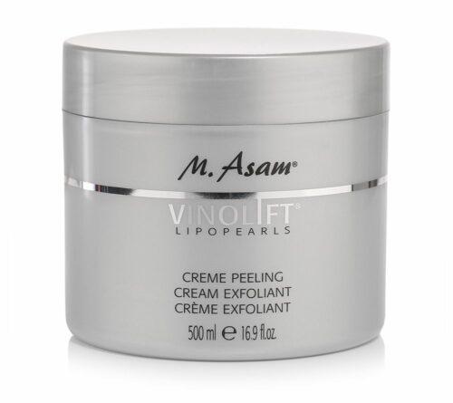 M.ASAM® Vinolift® Creme-Körperpeeling Sondergröße 500ml