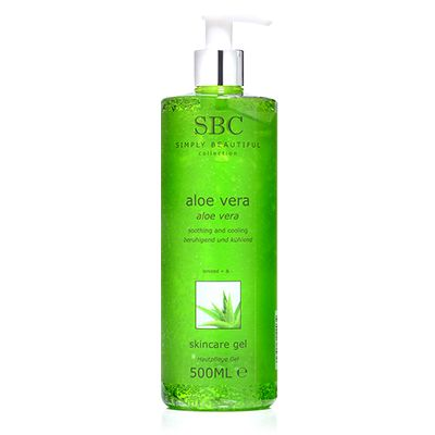 SBC Aloe Vera Skincare Gel 500ml