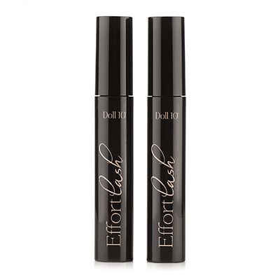 DOLL 10 BEAUTY Effort Lash Mascara 2x 12ml