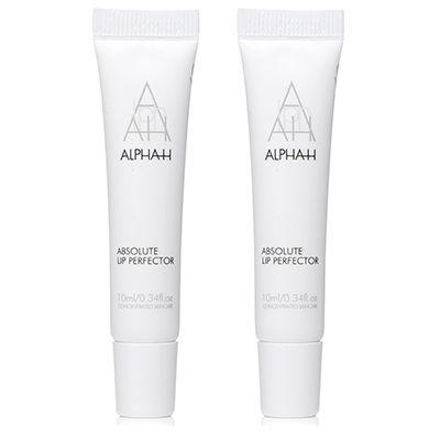 ALPHA-H Absolute Lip Perfector 2x 10ml