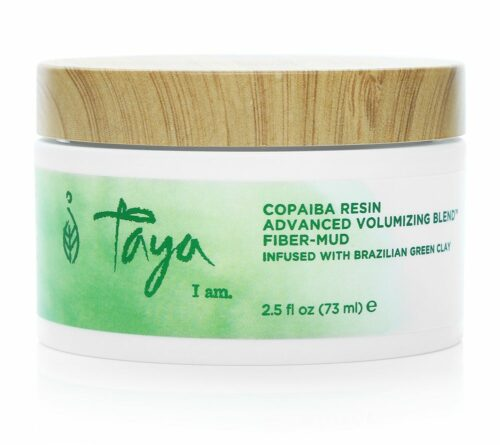 TAYA HAIRCARE Grüne Tonerde Styling-Paste für Volumen 73ml