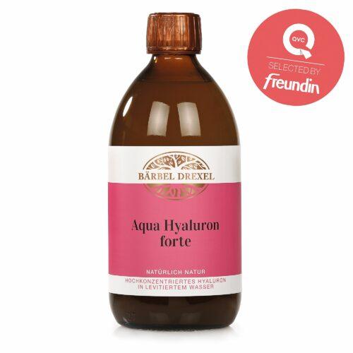 BÄRBEL DREXEL Aqua Hyaluron forte für mehr Hautfeuchtigkeit 500ml für 50 Tage