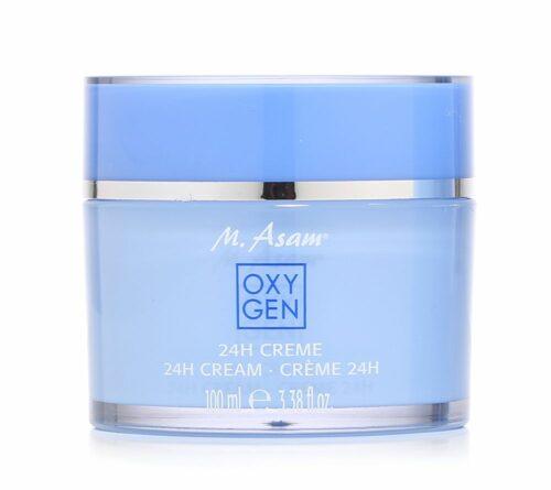 M.ASAM® Oxygen Sauerstoffpflege 24h-Creme 100ml