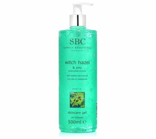 SBC Zaubernuss & Zink Skincare Gel 500ml