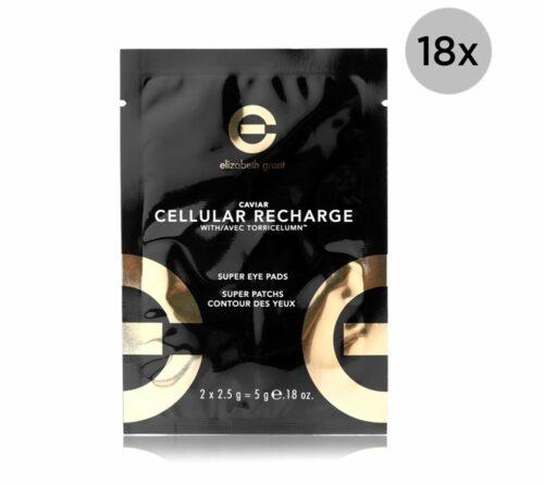ELIZABETH GRANT Caviar Cellular Recharge Super Eye Pads 18x 2 Stück