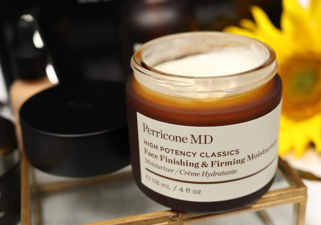 DR. PERRICONE HIGH POTENCY CLASSICS Face Finishing & Firming Moisturizer