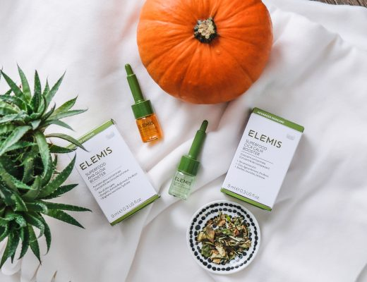 ELEMIS SUPERFOOD AHA Glow Booster & Cica Calm Booster