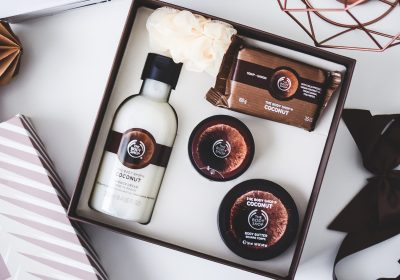 THE BODY SHOP COCONUT Skincare