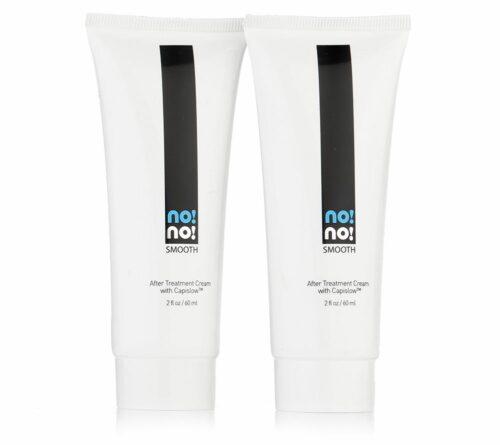 NO!NO! Smoothing Cream Feuchtigkeitspflege nach Enthaarung 2x 60ml