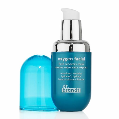 DR. BRANDT Oxygen Facial Flash Recovery Mask Sauerstoffmaske 40g
