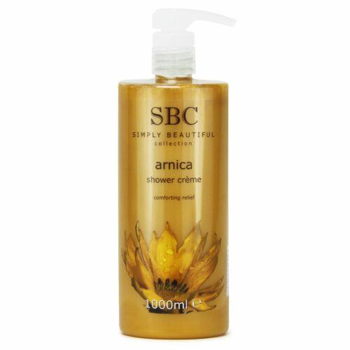 SBC Arnica Dusch- & Badecreme 1000ml