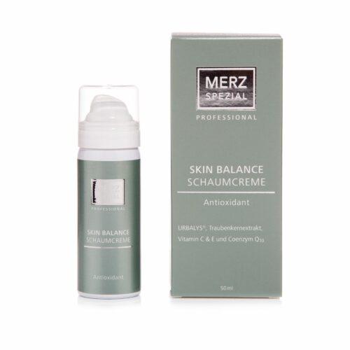 MERZ SPEZIAL Professional Skin Balance Schaumcreme 50ml