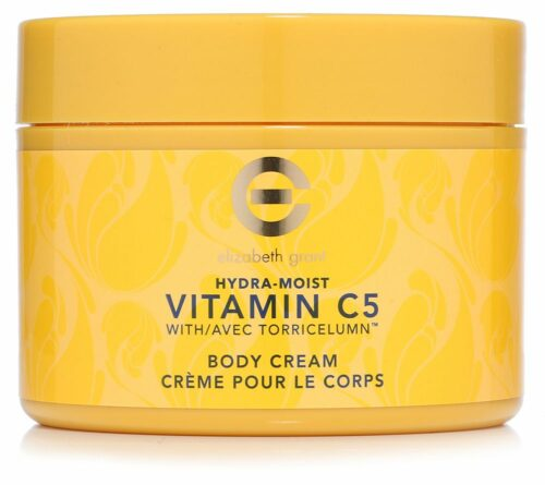 ELIZABETH GRANT Hydra Moist Vitamin C5 Firming Body Cream 400ml