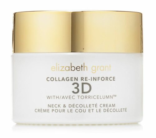 ELIZABETH GRANT Collagen Re-Inforce 3D-Lift Neck- & Decolleté- cream 100ml