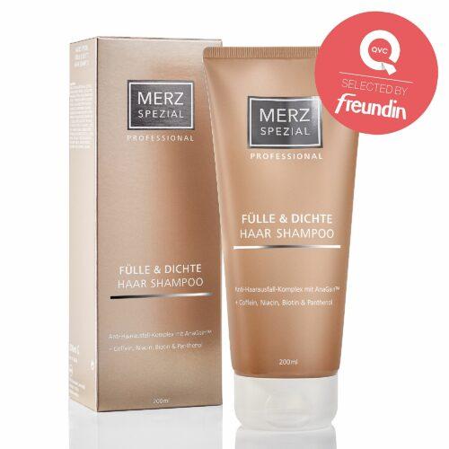 MERZ SPEZIAL Professional Haarshampoo für Fülle & Dichte 200ml