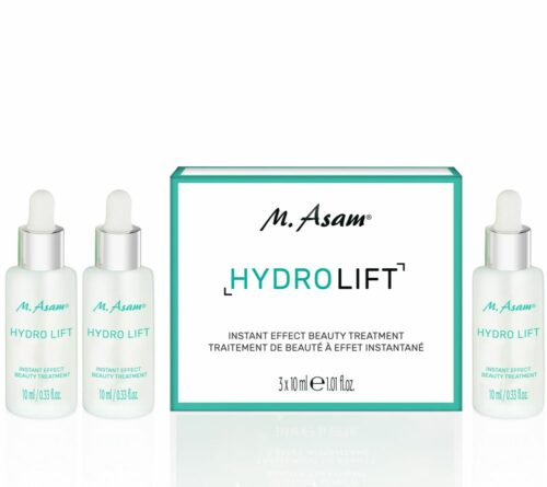 M.ASAM® Hydro Lift Instant Effect Wirkkonzentrat 3x 10ml