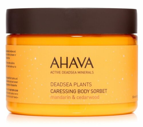 AHAVA Caressing Body Sorbet Mandarine & Zedernholz 350ml