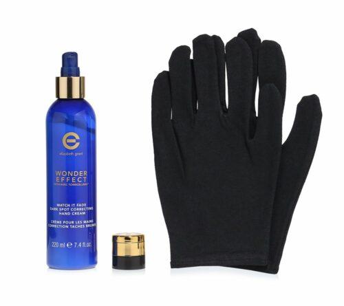 ELIZABETH GRANT Wonder Effect Hand Cream, 2 Concealer & Handschuhe, 4tlg.