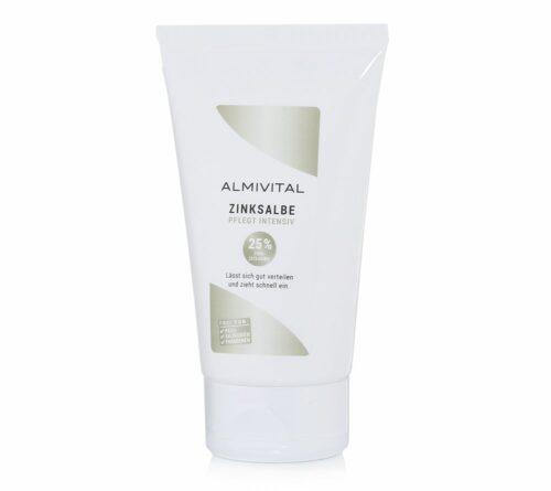ALMIVITAL Zinksalbe zum Schutz strapazierter Haut 150ml